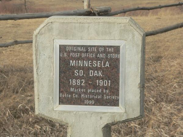 Minnesela, SD Ghost Town