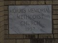 Image for 1957 - Morris Memorial Methodist Church - Chico, TX
