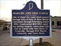 Image for Wabash and Erie Canal