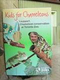 Image for Chameleon Cutout - Toronto Zoo - Toronto, Ontario