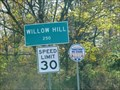 Image for Willow Hill, Illinois.  USA.