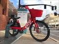 Image for JUMP Bike Share at Westminster and Empire Streets - Providence, Rhode Island USA