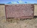 Image for Civil War Conflict In Colorado
