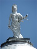 Image for Lady Justice - Anson, TX