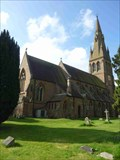 Image for Bell Tower, St Philip & St James, Hallow, Worcestershire, England