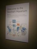 "Image for California Academy of Sciences ""You are here"" by aquarium bathroom - San Francisco, CA"