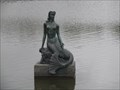 Image for Jón Gnarr Receives Mermaid - Reykjavik, Iceland
