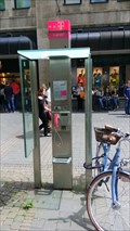Image for Public Phone An St. Agatha/Schildergasse Köln, North Rhine-Westphalia, Germany