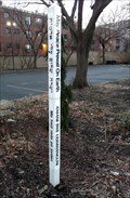 Image for Augustana Lutheran Peace Pole - Chicago, IL