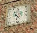 Image for Sundial at Sint-Margaretakerk - Knokke (Belgium)