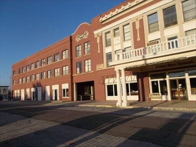 Southern Hotel El Reno Ok U S National Register Of Historic Places On Waymarking