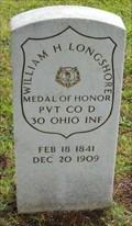 Image for William H. Longshore - Evergreen Cemetery - Fort Scott, Ks.