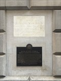 Image for Bank of New York Building - 1797 - New York, NY