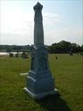 Image for W. D. Howells Obelisk - Lincoln Cemetery - Lebo, Ks.