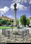 Image for Sloup Sv. Jana Nepomuckého / St. John of Nepomuk Column - Valtice (South Moravia)