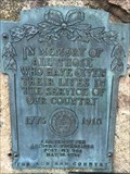 Image for Caledonia Memorial Post 305 Veterans Memorial - Caledonia, Michigan