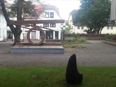 Gleichgewicht in Friedrichsdorf