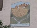 Image for Sundial: Prelles, France