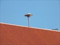 Image for Outdoor Warning Siren  on the Court Building - Pankrác, Praha, CZ