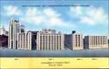 Image for Santa Fe Terminal Buildings No.1 and No. 2 -- Dallas TX