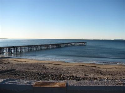 Ventura pier piers on for Ventura pier fishing