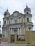 Image for Church of St. Peter and St. Paul Bell Towers - Vilnius, Lithuania