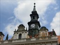 Image for Town Clock - Ceská Lípa, Czech Republic