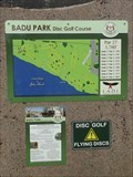 Image for Badu Park Disc Golf Course - Llano, TX