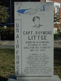Image for Captain Raymond Littge, US Air Force, Perryville, Missouri