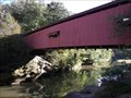 Image for The Narrows Covered Bridge - Parke County, IN