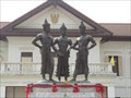 Image for Three Kings Statue—Chiang Mai, Thailand.