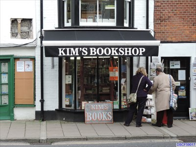 Kim's Bookshop - High Street, Arundel, UK - Used Book Stores