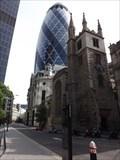 Image for St Andrew Undershaft - St Mary Axe, London, UK