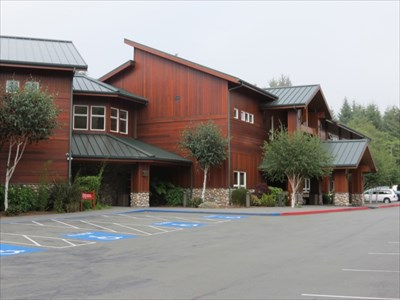 Elk Valley Rancheria HQ Bldg, Crescent City, CA