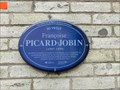 Image for Plaque bleue de Françoise Picard-Jobin
