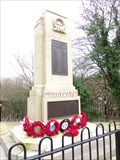 Image for WW1 War Memorial - Nelson - Wales.
