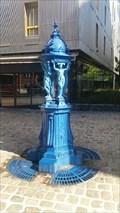 Image for Fontaine Wallace bleue - Paris, Île-de-France