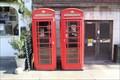 Image for Red Telephone Boxes - Kensington Church Street, London, UK