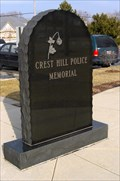 Image for Crest Hill Police Memorial - Crest Hill, IL