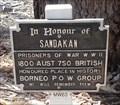 Image for Sandakan Memorial -  Kings Park ,  Perth, Western Australia