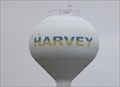 Image for Water Tower - Harvey ND