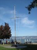 Image for Pearl Harbor Memorial Mast - Lakeport, CA
