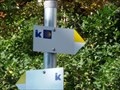 Image for Way Marker - Kloster Andechs, BY, Germany