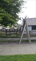 Image for Beam Bench, Marina, Trevor, Wrexham, Wales, UK