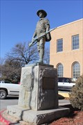 Image for Spanish-American War Memorial -- City Hall, Wichita Falls TX