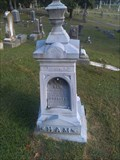 Image for Kibby & Jerusha Ham & Sons - Oak Hill Cemetery - Evansville, IN