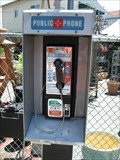 Image for Downtown Calistoga Payphone - Calistoga, CA