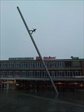 Image for Man Walking to the Sky - Kassel, Germany