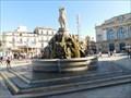 Image for La fontaine des Trois Grâces - Montpellier, FR