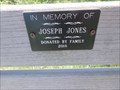 Image for Joseph Jones - Crossroads Park - Central Square, NY